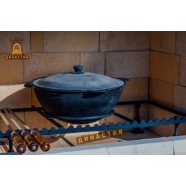 Печь барбекю №14A